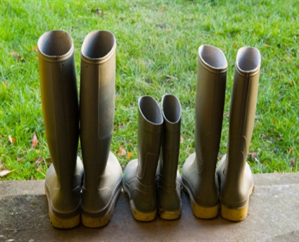 Buying a wellington boot retailer