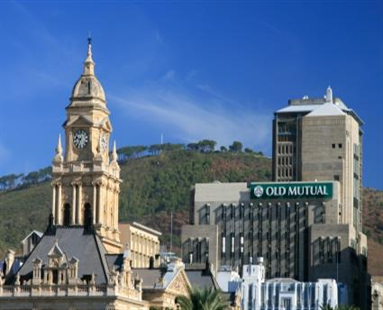 Activity in the South African hotel sector