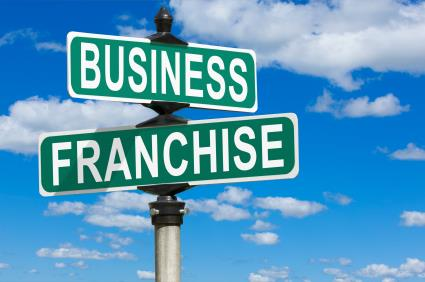 franchise or business sign