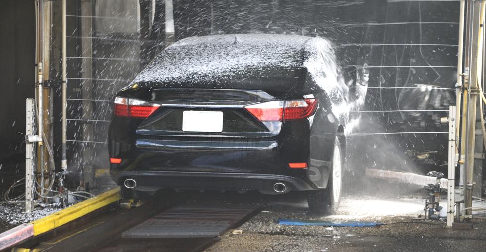 Auto car wash