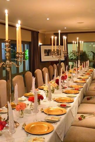 boutique hotel restaurant sandton - 11