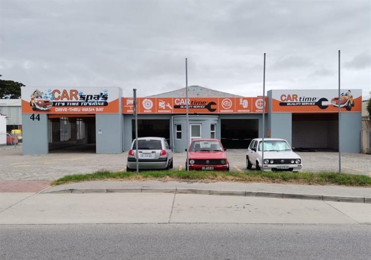 franchised car service repair - 5