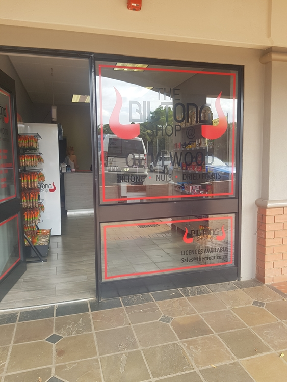 fully equipped stocked biltong - 4