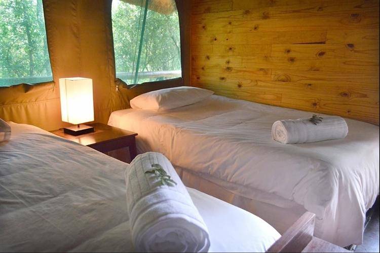 luxury safari tent camp - 4