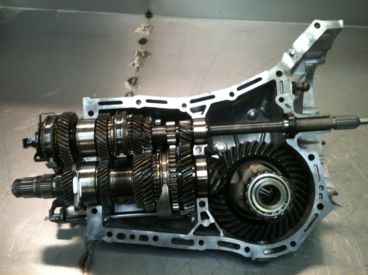 reduced to sell gearbox - 8