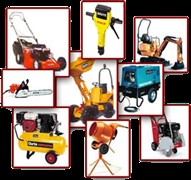 equipment tool hire - 1