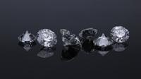 diamond mine shares - 2