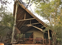 luxury safari tent camp - 1