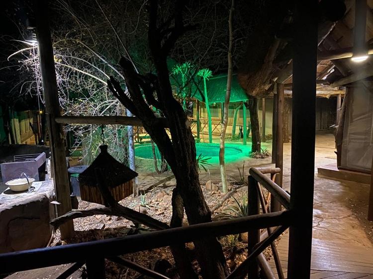 luxury safari tent camp - 6