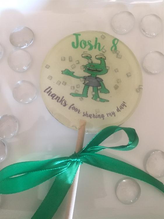 custom made gift lollies - 6