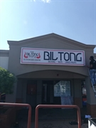 fully equipped stocked biltong - 1