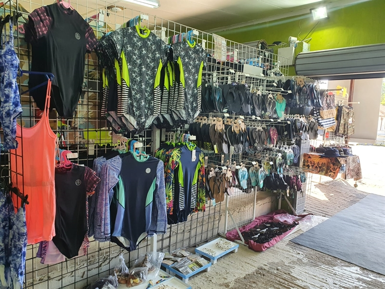 fully stocked surf shop - 9