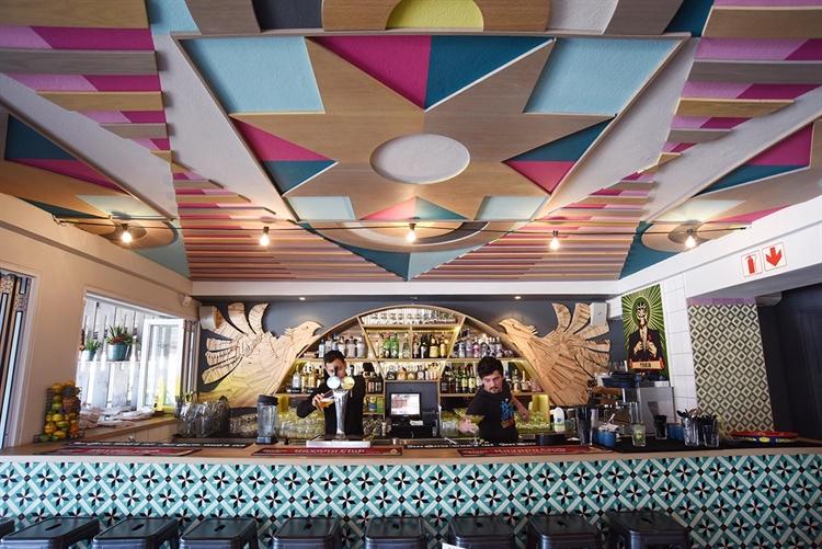 bustling mexican restaurant bryanston - 5