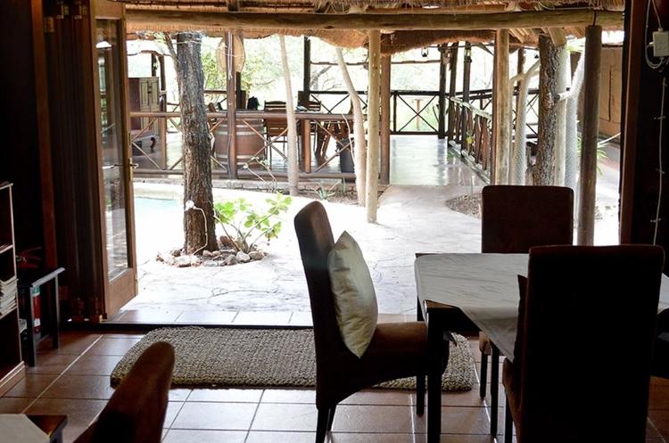 luxury safari tent camp - 7