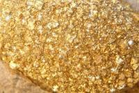 gold rock dump mining - 1