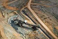 coal mine with contracts - 1