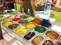 fast food restaurant paris - 1