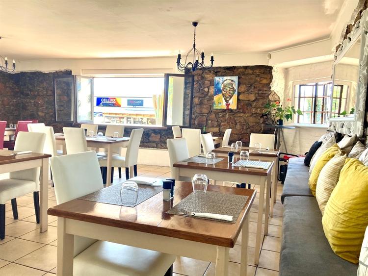 great restaurant plettenberg bay - 2
