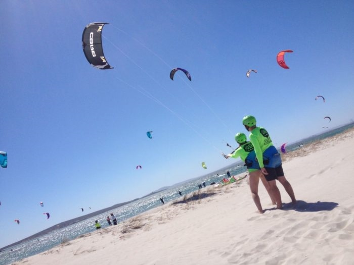 leading kitesurfing school website - 4
