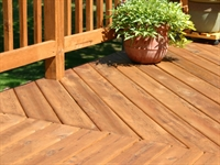 timber composite decking installer - 1