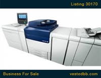 printing franchise with property - 2