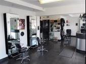 Hair & Beauty Salon With Two Bedroom Flat For Sale