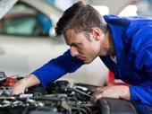 established motor repair shop
