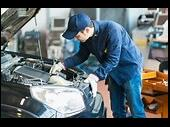 franchise vehicle service centres
